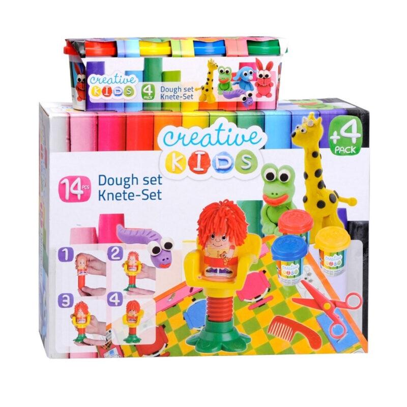 14PC Creative Kids Play Dough Set
