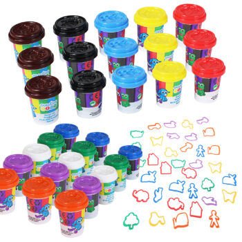 71PC Creative Kids Play Dough Set