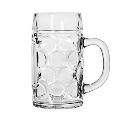 Beer Stein Tankard Glass