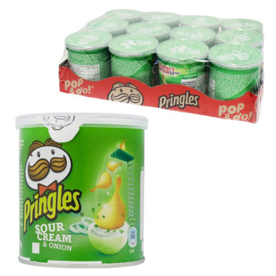 24 Packs 40g Sour Cream & Onion Pringles