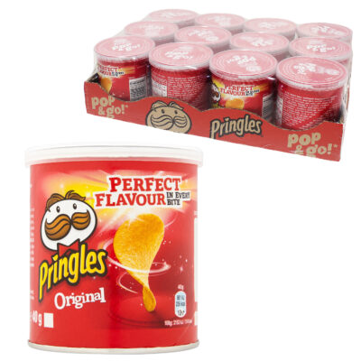 24 Packs 40g Original Pringles