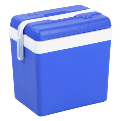 24 Litre Blue Cooler Box