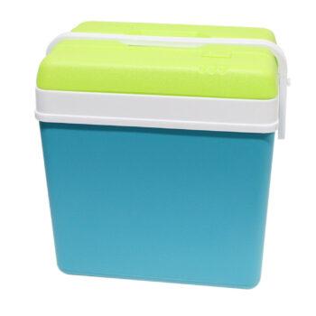 24 Litre Turquoise Cooler Box