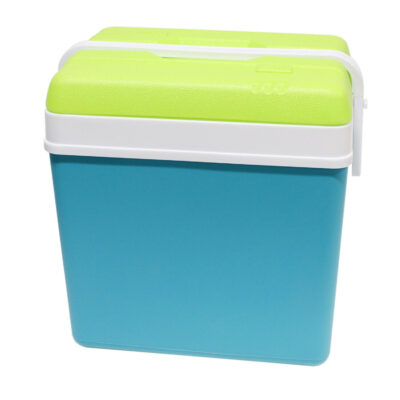 24 Litre Turquoise Cooler Box