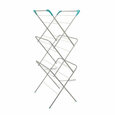 3 Arm Folding Clothes Airer