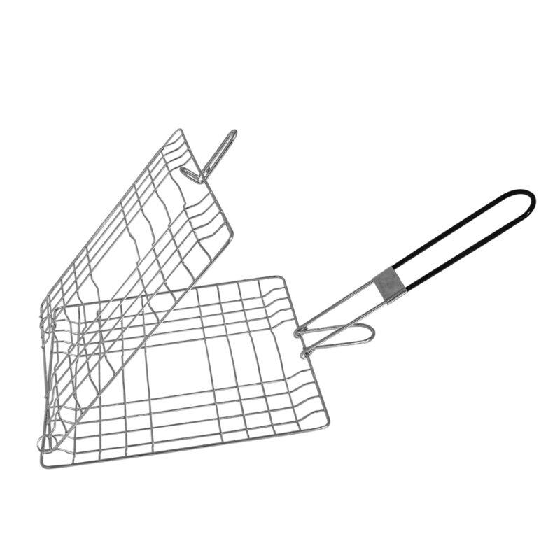 BBQ Folding Metal Grill