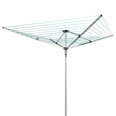4 Arm 50M Rotary Airer