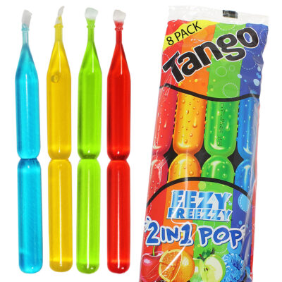 Box of 160 Tango 2-in-1 Freezer Ice Pops