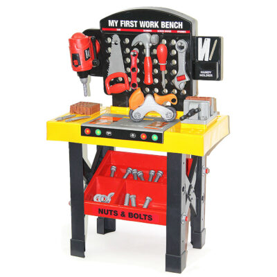 Kids Toy Tool Bench