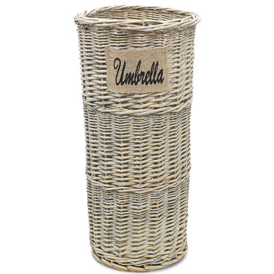Wicker Umbrella Holder