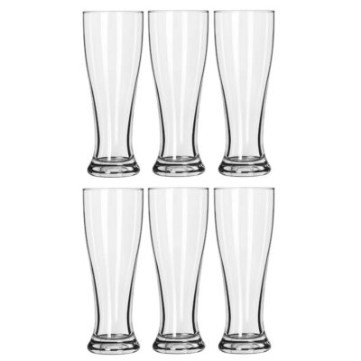 Set of 6 Beer Glasses