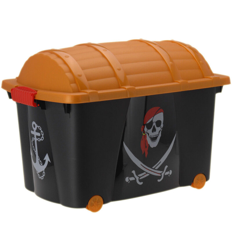 Pirate Storage Box