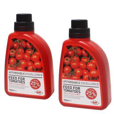 Set of 2 Doff Feed For Tomatoes