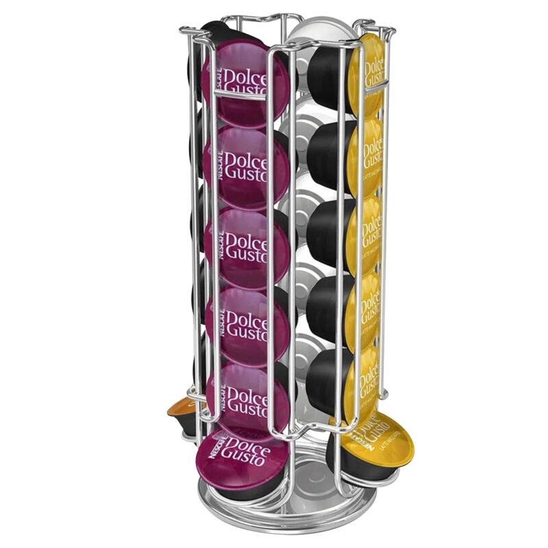Rotating Coffee Pod Dispenser