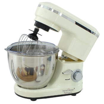 Electric Stand Mixer Cream